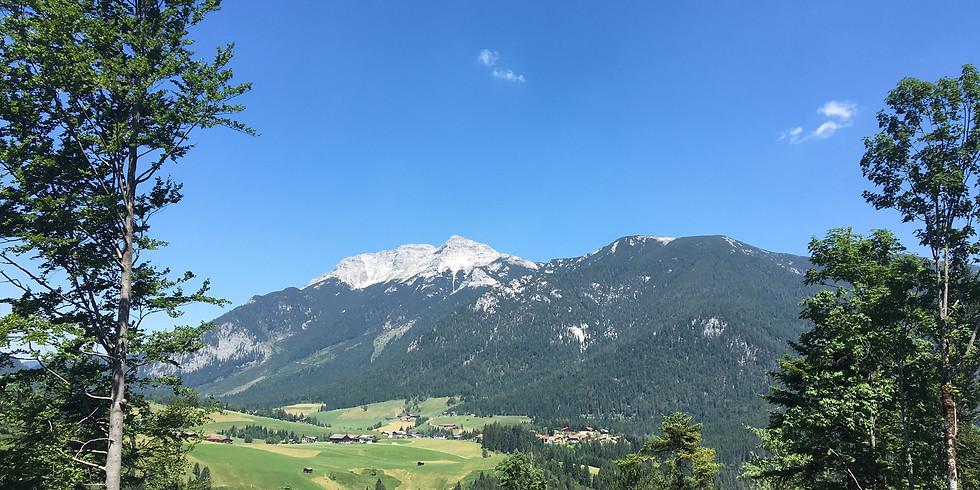 Mountainbike-Hüttentour Rofan