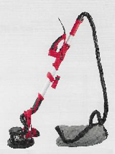 Dustless Plaster Sander/Vacuum