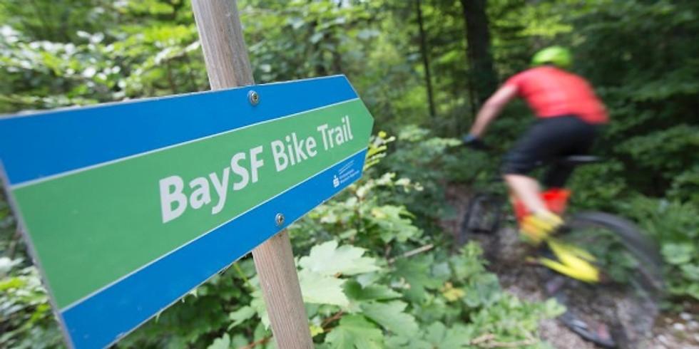 Mountainbike-Trail Langenau Kreuth