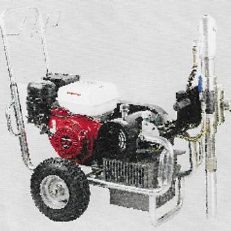 9600 Hydraulic Driven Airless Paint Sprayer