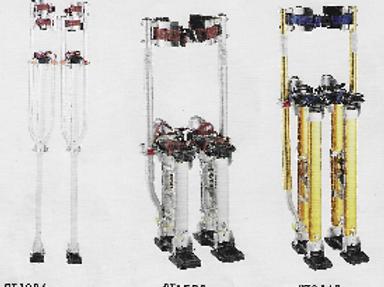 Aluminium Stilts