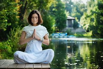 Meditation hilft uns unseren Geist zu beruhigen
