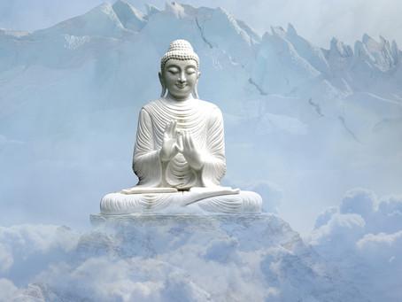 Buddhistische Meditation zur Überwindung von Angst