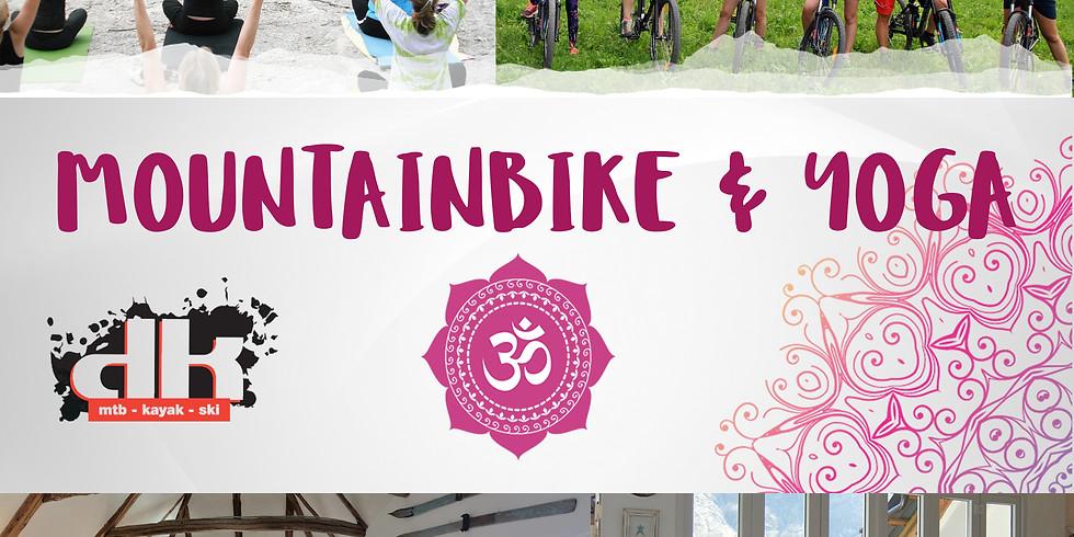 Mountainbike & Yogareise