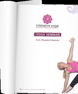 Yoga Seminar Handbuch
