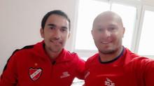 """Fernández """"Tenemos 23 entrenamientos en relación a otros planteles que entrenaron durante 8 semanas"""""""