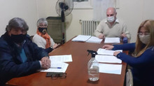 Celebran la conformación del Comité Mixto Distrital en Chivilcoy