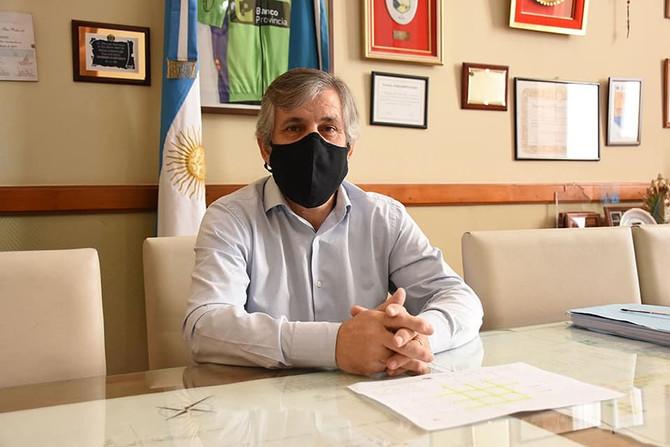 Firma de un convenio por $19.000.000 para la extensión de la red cloacal