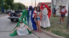 """Maratón de Reyes: """"El lado positivo: llegamos a mas de 2500 niños con un juguete"""""""