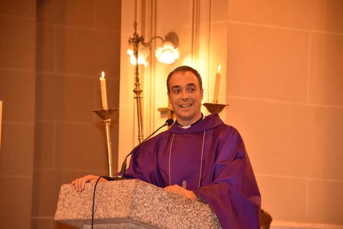 """Padre Federico Lagoa """"Sin lugar a dudas es un año distinto, todo muy especial, pero seguimos poniend"""
