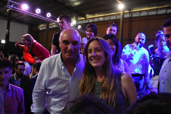 """José Luis Ghiglieri """"Estamos muy contentos con el compromiso de obras firmado por el intendente&quot"""