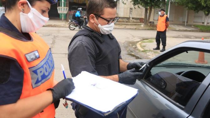 """Durante la cuarentena El gobierno nacional lanzó el """"certificado único"""" para circular"""