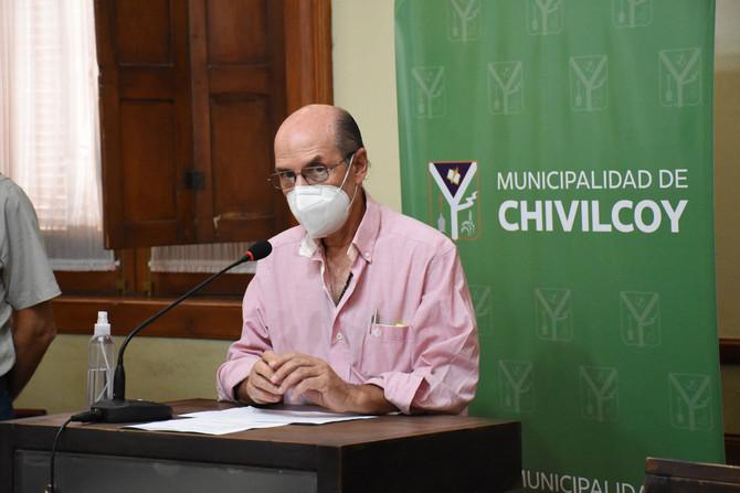 """""""Apelamos a que se cumplan todos los protocolos para evitar la diseminación masiva del virus"""""""