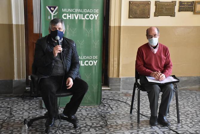 Covid-19 en Chivilcoy Anunciaron los cinco nuevos casos confirmados
