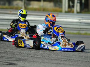 Karting: Podios para los Viglietti en la 5º fecha del Nacional de Karting Uruguayo