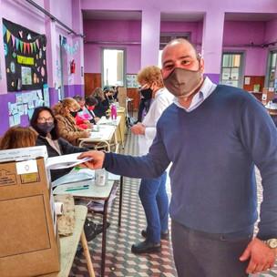 """""""La ciudadanía se expresó, está marcando un mapa político totalmente diferente por supuesto al 2019"""""""