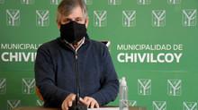"""Britos: """"Chivilcoy se encuentra en condiciones de estar en Fase 3, con los recaudos del caso"""""""