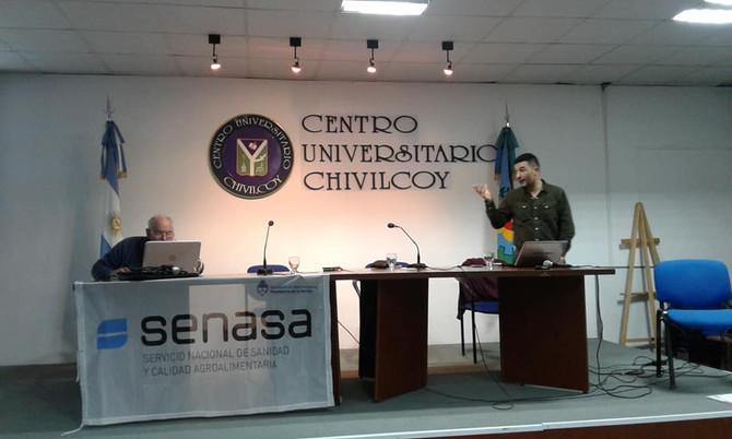 """Dr. Héctor Saguinetti """"Es un peligro real y Argentina tiene mucho por perder si entra la enfermedad"""