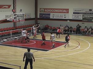 Fue suspendido el partido entre Deportivo Colón y Sportivo Pilar por la Liga Junior