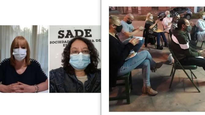 Sociedad Argentina de Escritores (Sade Chivilcoy): Cronograma de actividades de la Entidad Literaria