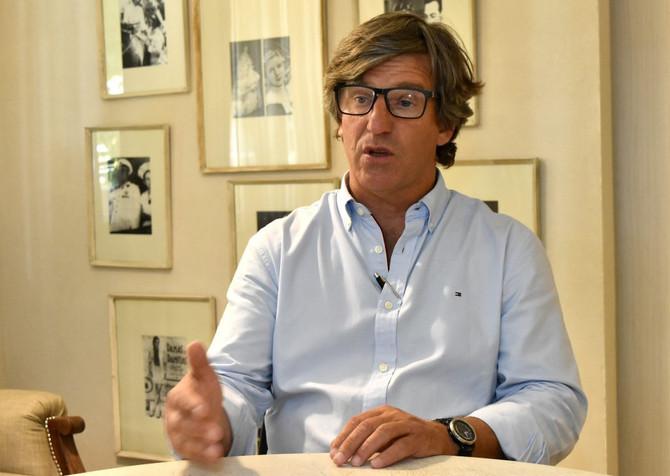 """Matías De Velazco: """"Nadie quiere producir algo que no sabe si después lo puede vender"""""""