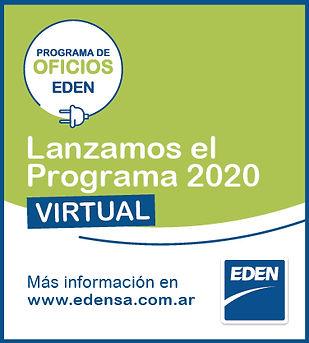 EDEN_Programa de Oficios 2020_Banners Di