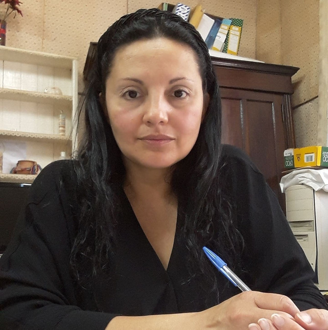 "Leticia Berdugo: ""No tuvimos ningún contagio de alumnos a causa del transporte escolar"""