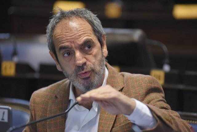 """Diputado Giacobbe:""""Nuestro bloque tiene una responsabilidad de gobierno"""""""