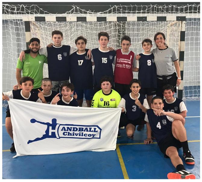 Juegos Buenos Aires  Cinco equipos de Handball clasificaron a la Final Provincial de Mar del Plata