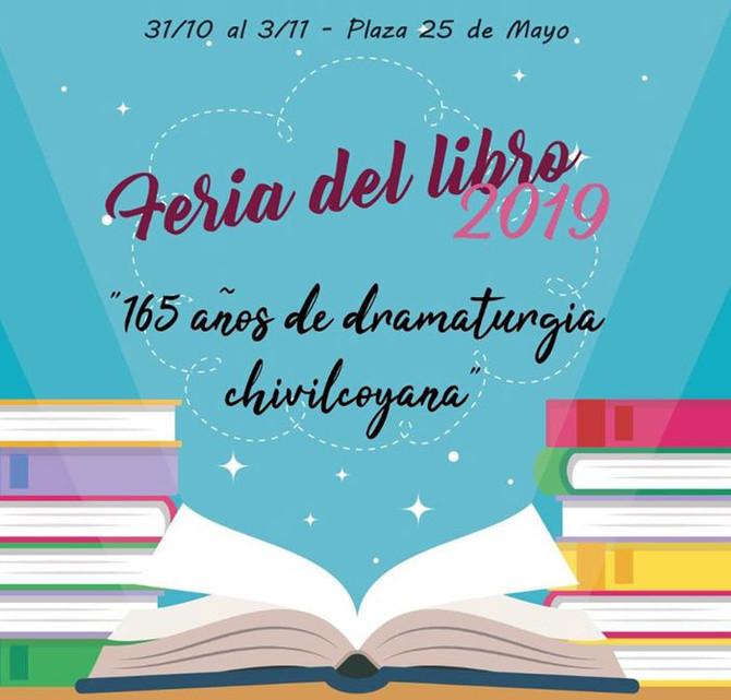 Actividades para todas las edades propone la Feria del Libro 2019