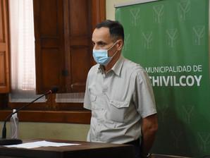 """Claudio Perazzini: """"En Chivilcoy los protocolos se cumplen más que en otros municipios"""""""