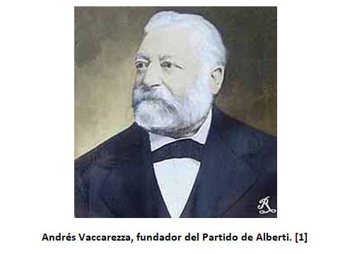 10 de Junio 111 Aniversario de la Creación del Partido de Alberti