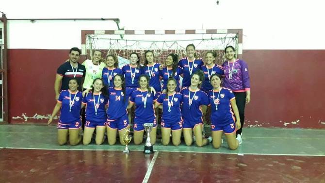 Independiente en damas y Estudiantes de Pehuajó en caballeros los campeones provinciales