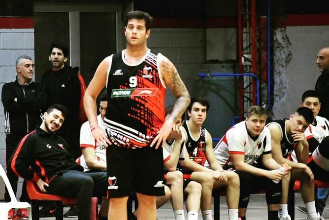 """Andrés Rolandelli: """"La química de equipo la vamos a ir adquiriendo partido tras partido"""""""