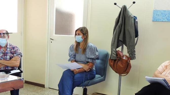 """Magnetto: """"Que aprovechen porque es el momento para ir a vacunarse contra la gripe"""""""