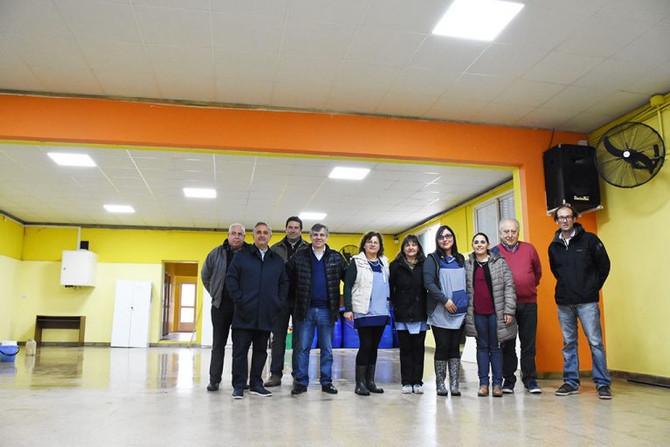 Finalizaron las obras en el Jardín de Infantes Nº 1 'República de Venezuela'