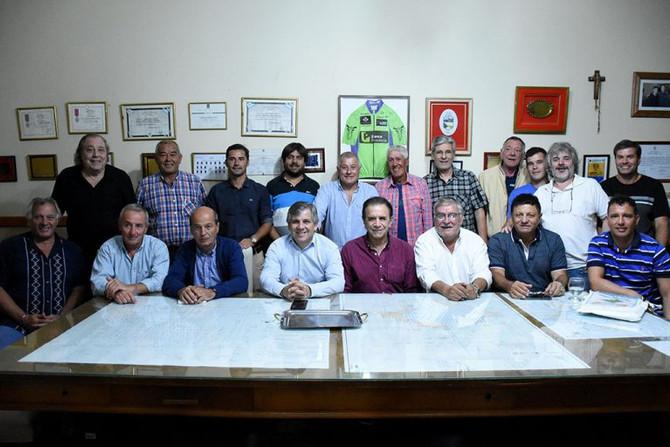 Fútbol Fue presentada oficialmente la Escuela de Técnico en Chivilcoy