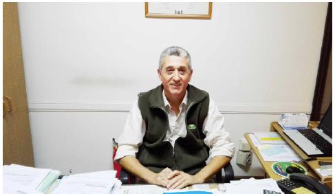 """Néstor Estévez: """"Sin dudas el trigo en los últimos años se encuentra jugando un papel importante"""