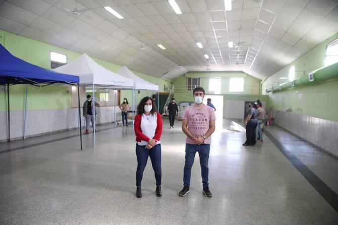 Anuncian la apertura de una nueva posta de vacunación en Chivilcoy