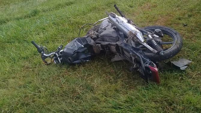 'Homicidio culposo' Un joven motociclista chivilcoyano fallece luego de chocar frontalmente contra u