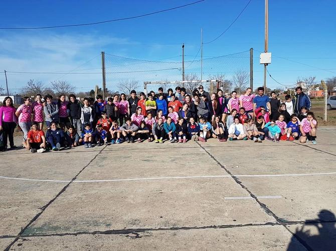 Handball Independiente y su primera cosecha de títulos en ASAMBAL
