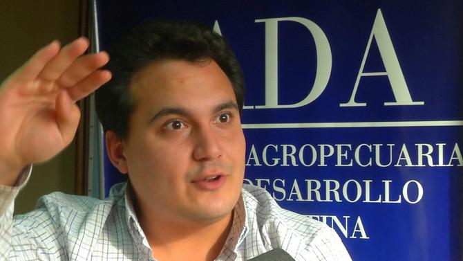 "David Miazzo ""Como país nos agarró en circunstancias débiles antes que llegara la pandemia que agrav"