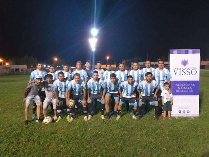 Fútbol Amateur  Meraki y La Quinta encabezan las posiciones del Preparación Nocturno
