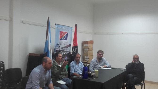 """Juan Miguel Clavin """"Espero que esta situación llegue a buen puerto por el bien del sector agropecuar"""
