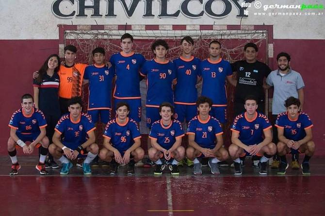 Handball Independiente campeón Provincial tanto en damas como en caballeros