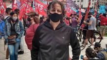 """Christian Castillo: """"El panorama no es nada favorable para la clase trabajadora"""""""
