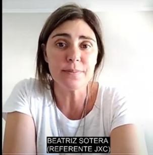 """Beatriz Sotera: """"Actualmente estamos más cerca de lograr esa unidad en nuestra ciudad"""""""