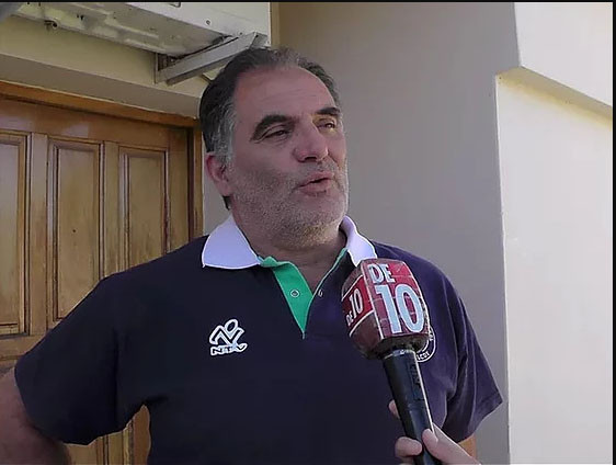 """José Luis Giallorenzo: """"Realmente no sabemos cuándo vamos a empezar ni cuándo se va a solucionar"""""""