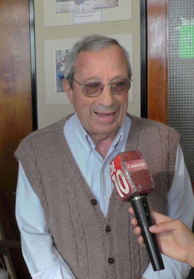El tesorero de la comisión directiva de Atiadim, José Urga hizo mención a la realidad por la que atr