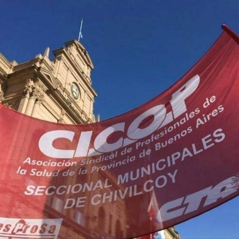 Publicación Pedida CICOP, SECCIONAL CHIVILCOY RESPONDE A UN AGRAVIO REALIZADO ANTE LOS MEDIOS DE COM